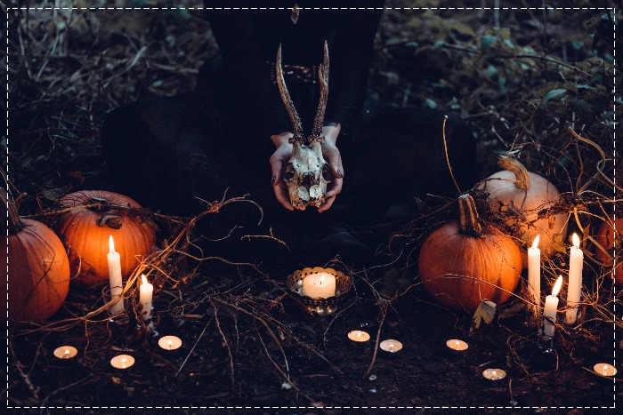 witch ritual